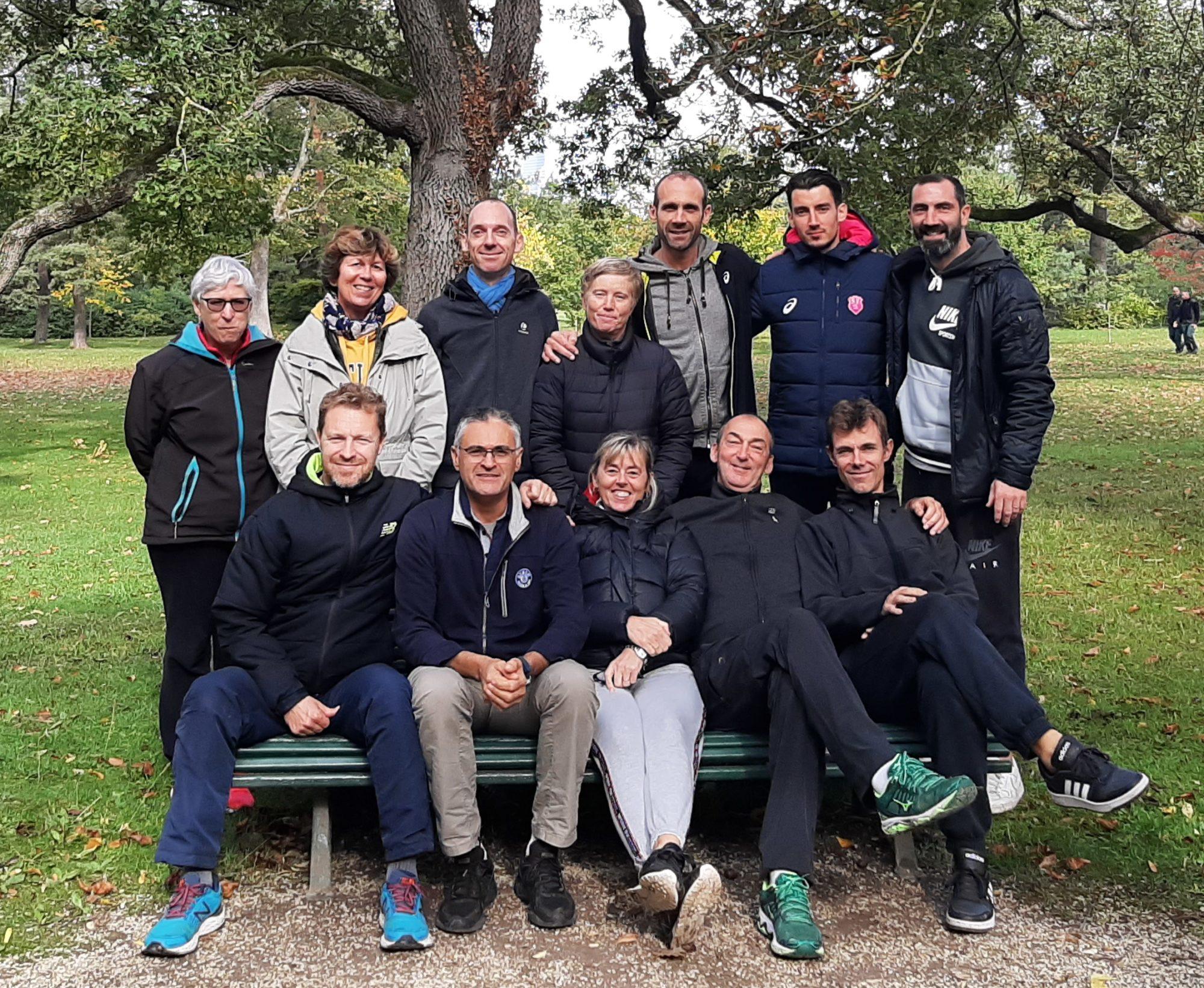 Professeurs de la Ville de Paris 17A